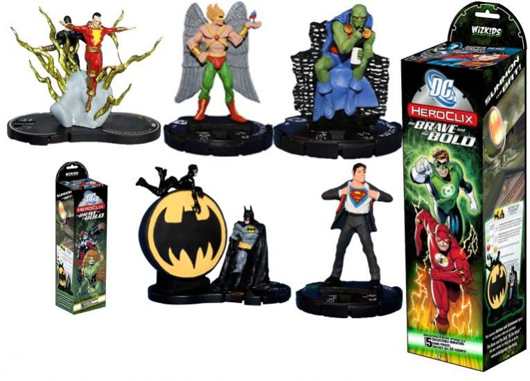 Torneo de Heroclix THE BRAVE AND THE BOLD Earlybnbimages